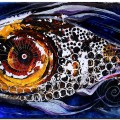 """""""Fish of the Sacred Sea, One"""" (2015)"""