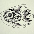 """Ink Fish, Eight"" (2012)"