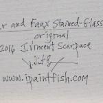 0046_caviarandfauxstainedglassfish_det5