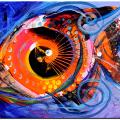 """""""Demo Fish, Stare"""" (2017)"""